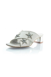 Lola Cruz Star Mirrored Heel - Product Mini Image