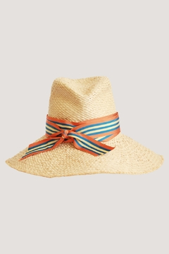 LOLA HATS Striped First Aid Cabana - Product List Image