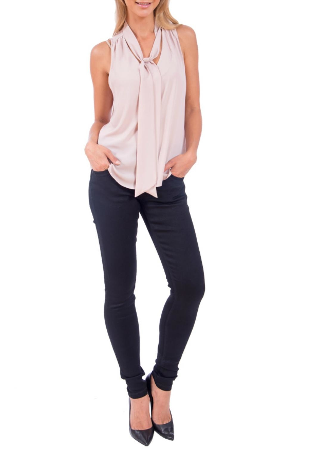 Lola Jeans Anna Pull On  Jeans - Side Cropped Image
