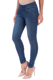Lola Jeans Anna Pull On  Jeans - Front full body