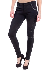 Lola Jeans Gisele Ponte Pant - Front cropped