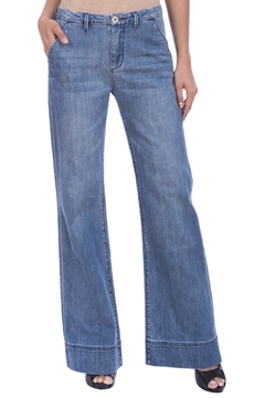 Shoptiques Product: Wide Leg Jeans