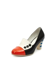 Lola Ramona Ava Orange Tip Shoes - Product Mini Image