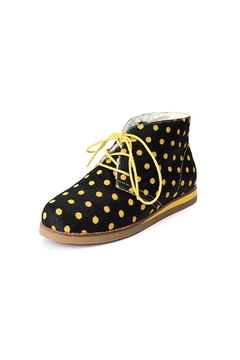 Shoptiques Product: Cecilia Tiny Dots Boots