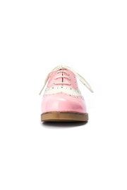 Lola Ramona Cecilia Wingtip Candy Shoes - Side cropped