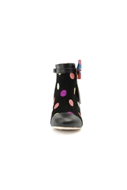 Lola Ramona Elsie Multi Dots Boots - Side cropped