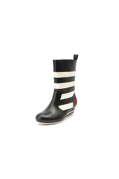 Shoptiques Product: Lennie Stripy Boots