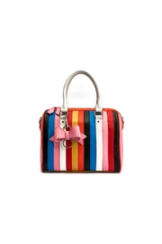 Lola Ramona Viola Stripy Small Bag - Product Mini Image
