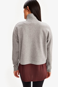 Lole Cropped Zip Pullover - Alternate List Image