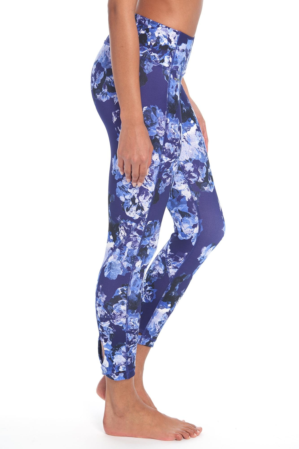 Lole Eliana Floral Leggings - Side Cropped Image