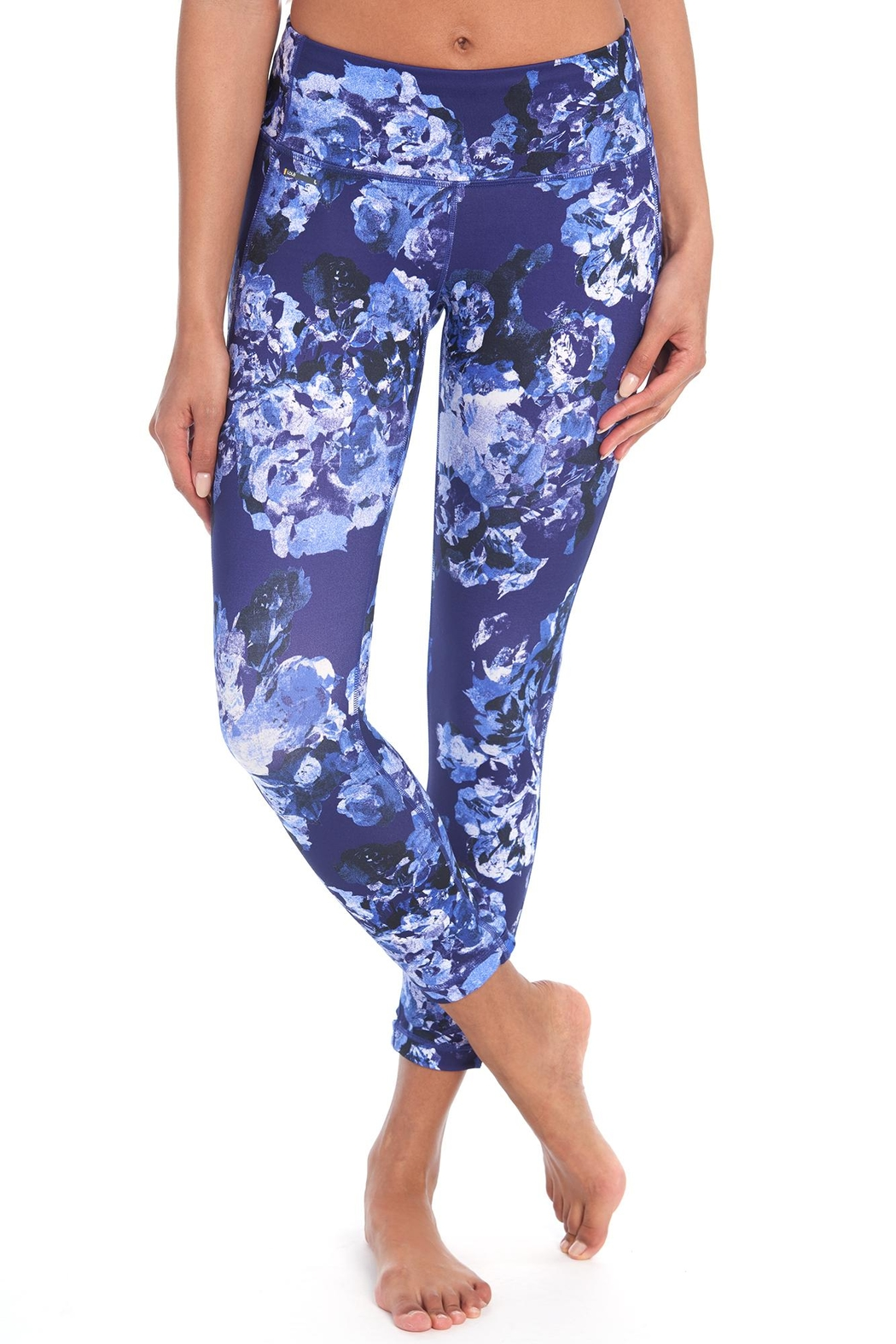 Lole Eliana Floral Leggings - Front Cropped Image