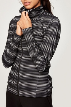 Shoptiques Product: Essential Zip Up Cardi
