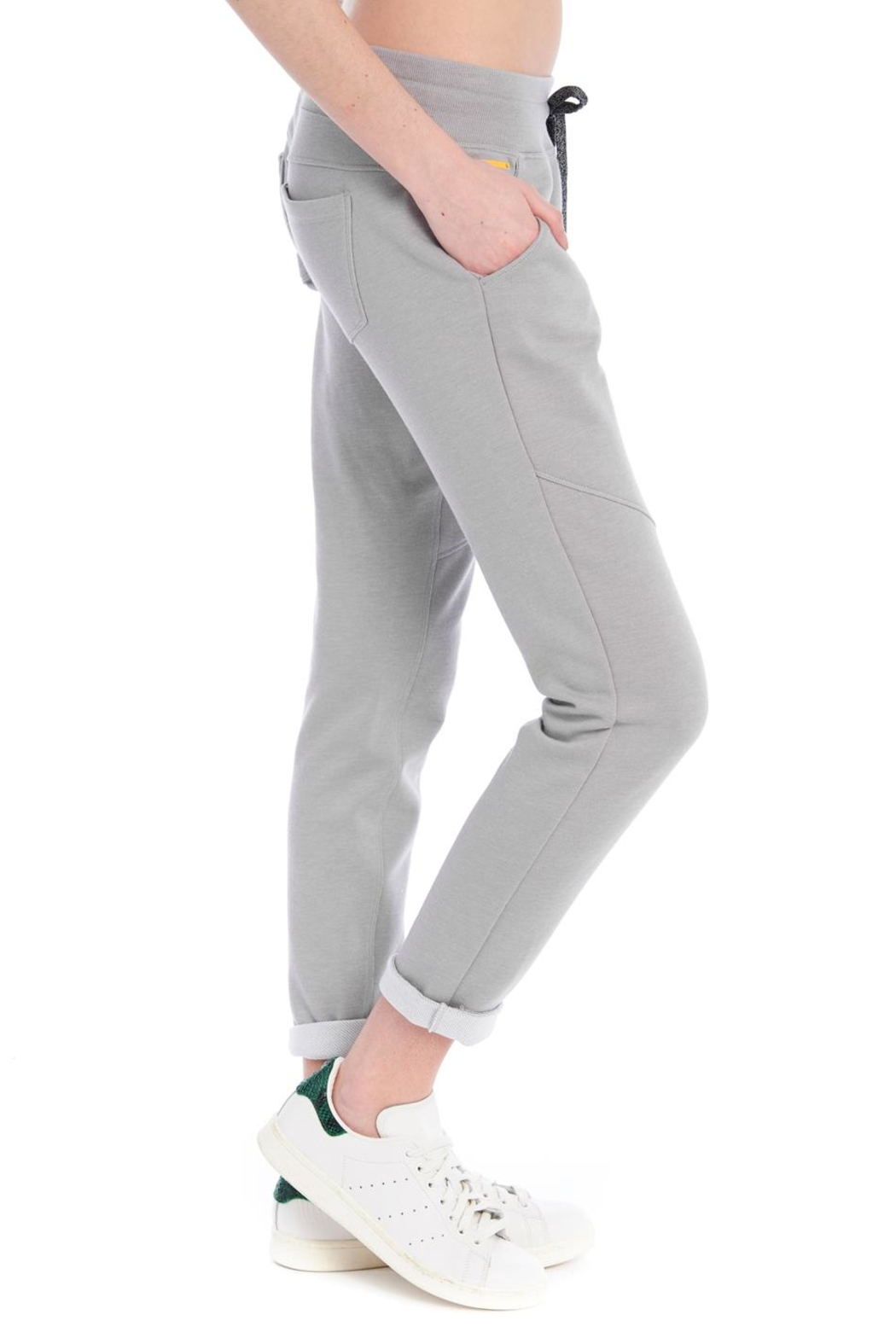 Lole Fitted Jogger Pants - Side Cropped Image