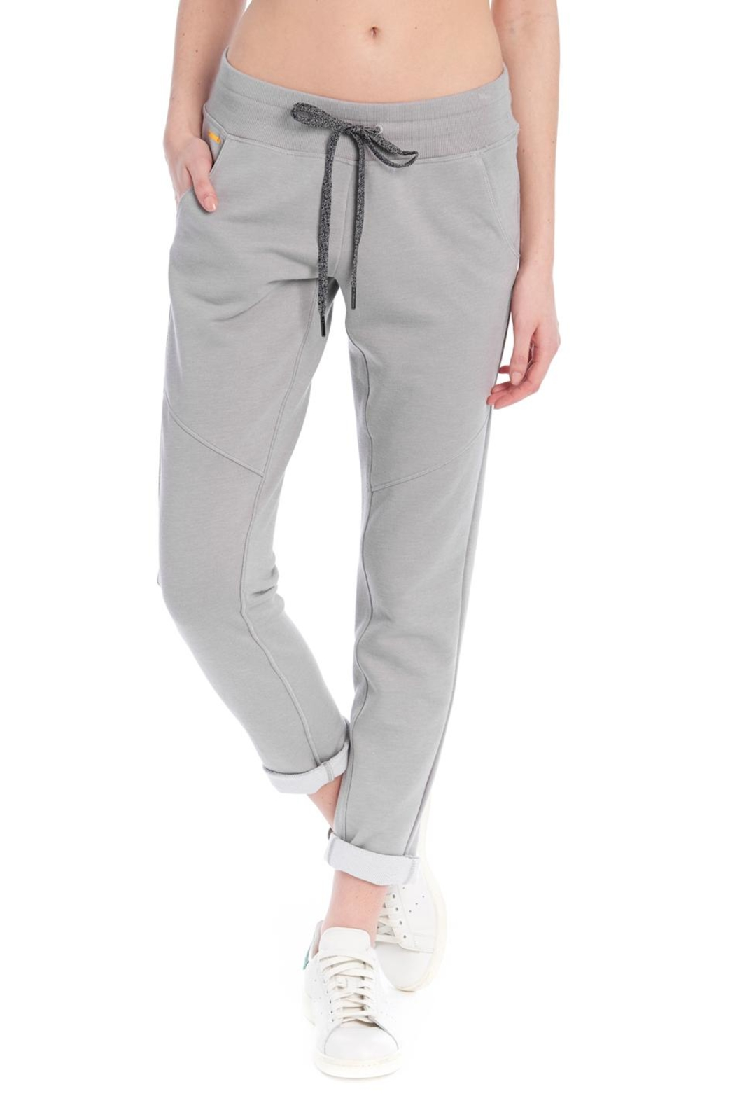 Lole Fitted Jogger Pants - Front Cropped Image