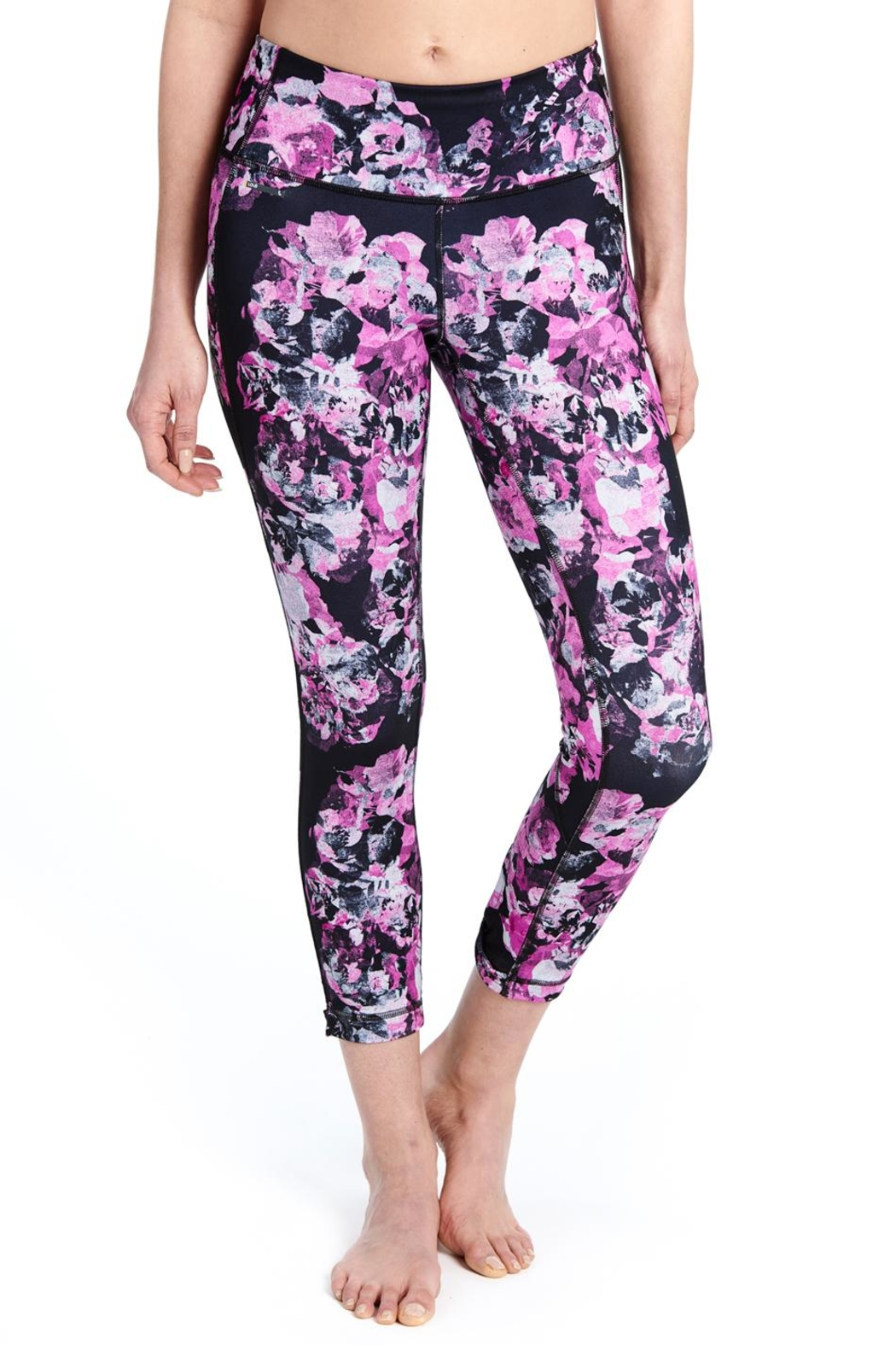 Lole Floral Crop Leggings - Main Image