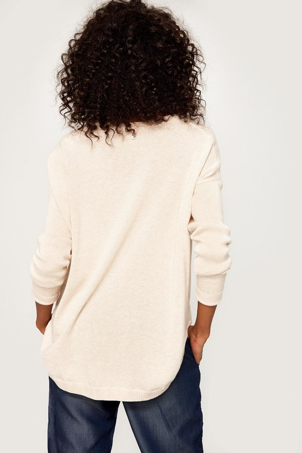 Lole Martha Sweater - Back Cropped Image