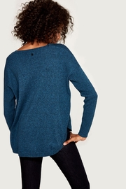 Lole Martha Sweater - Back cropped