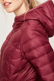 Lole Packable Down Jacket - Front full body