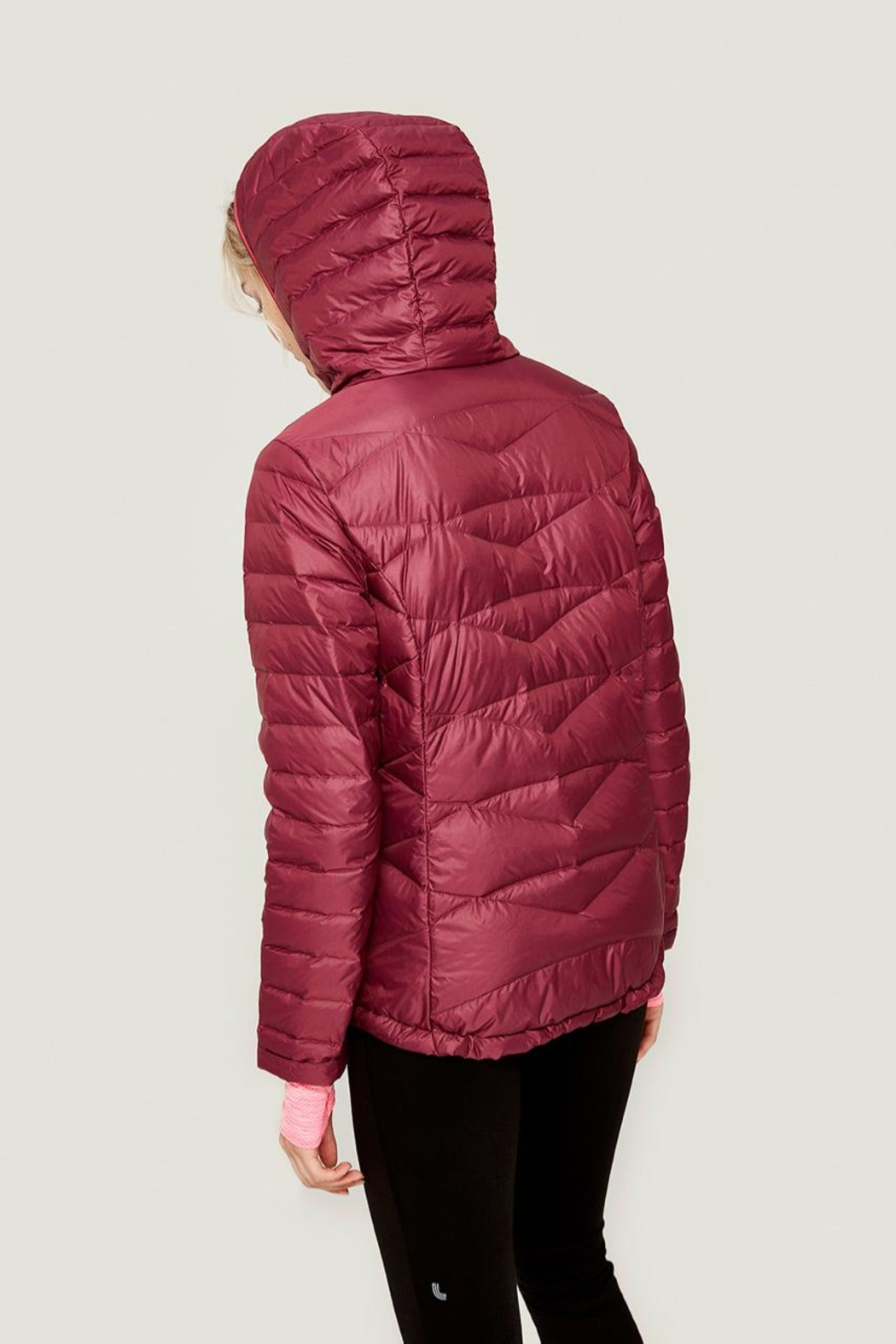 Lole Packable Down Jacket - Side Cropped Image