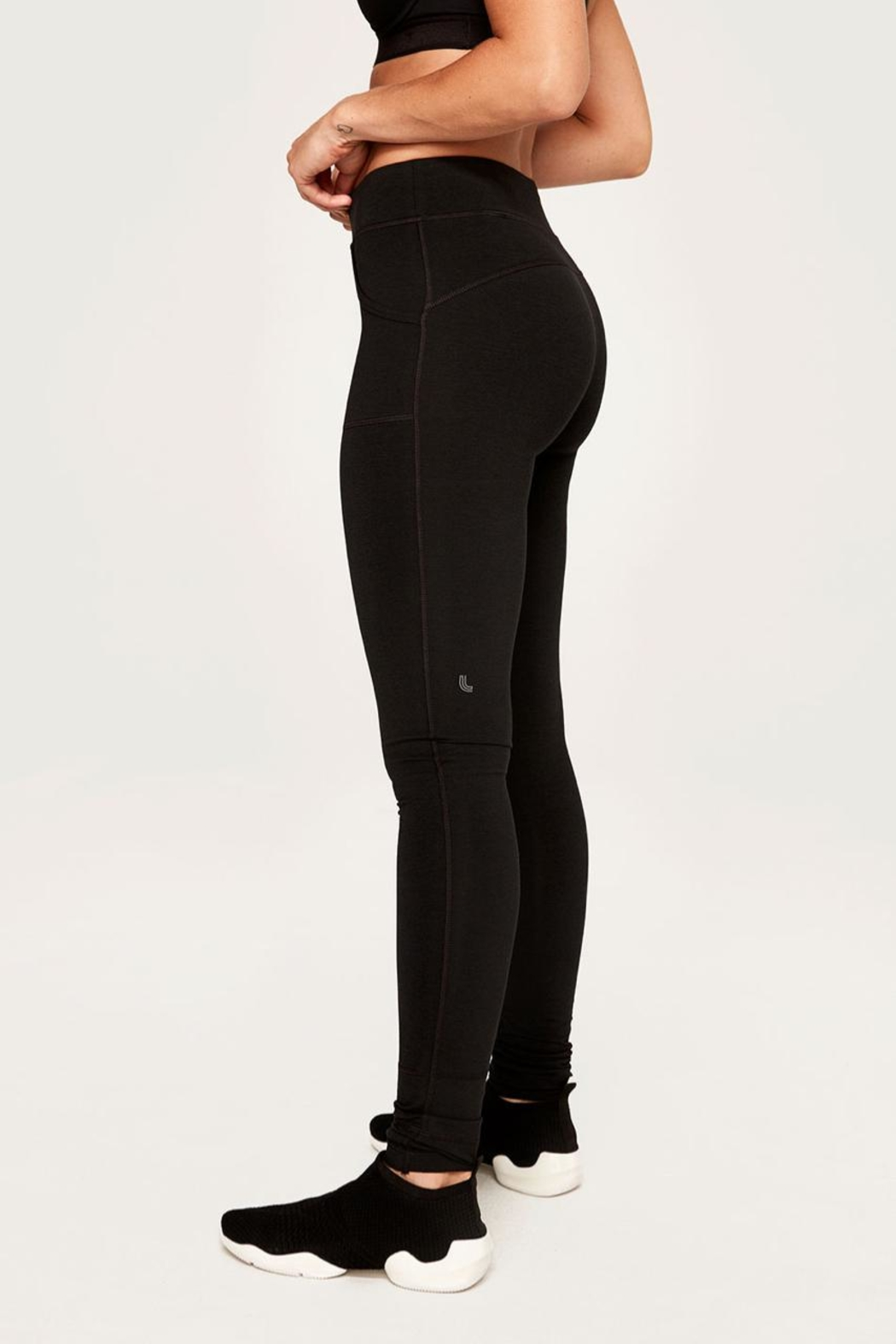 Lole Salutation Yoga Legging - Front Full Image