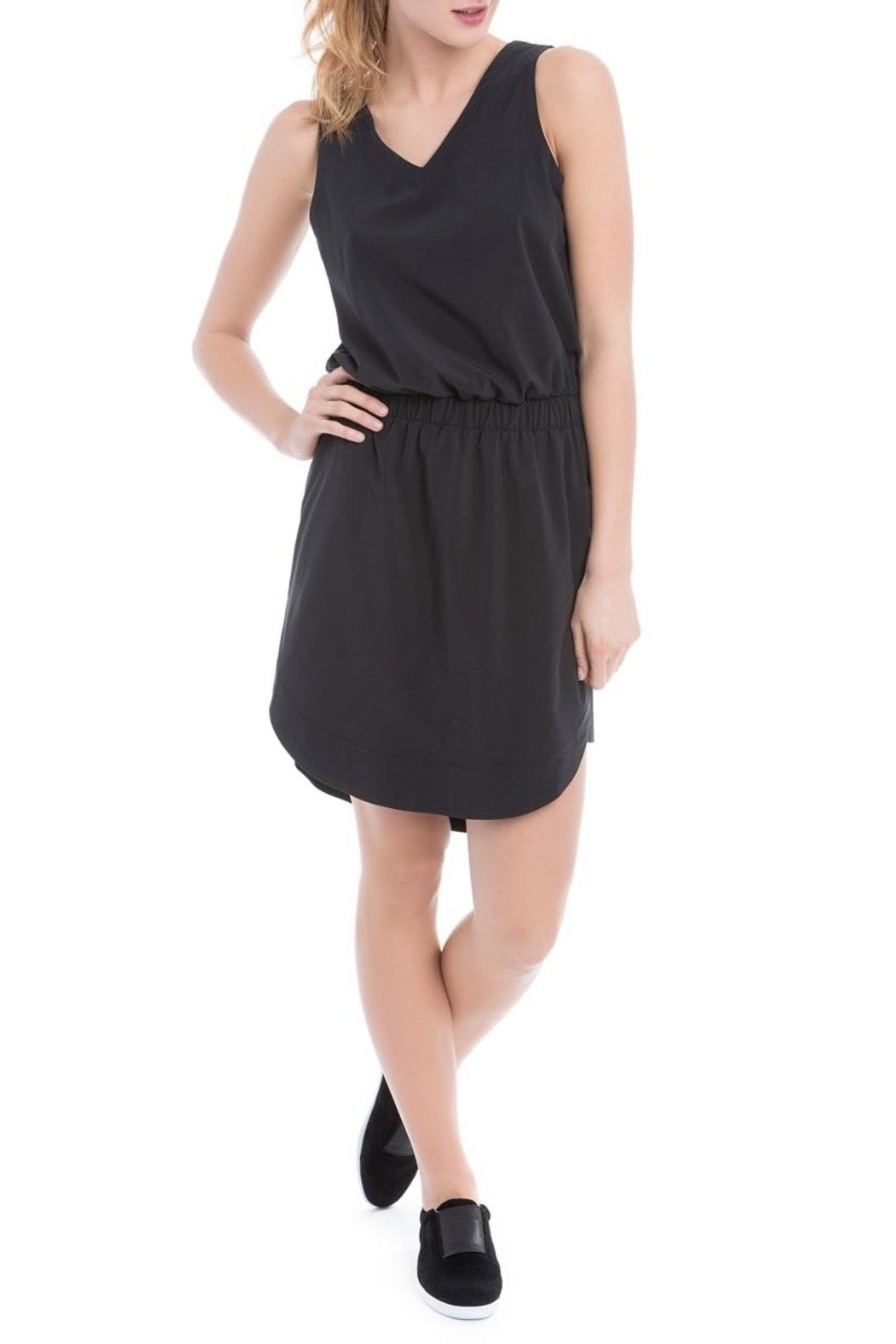 Lole Sport Travel Dress - Front Cropped Image