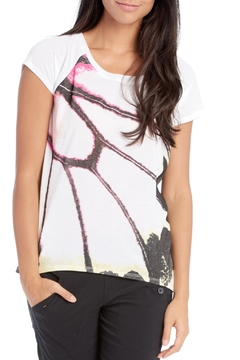 Shoptiques Product: Ss Butterfly Top