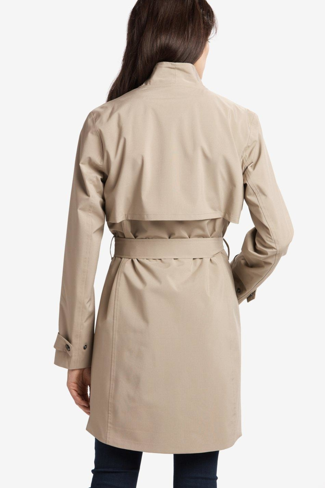 Lole Waterproof Trench - Front Full Image