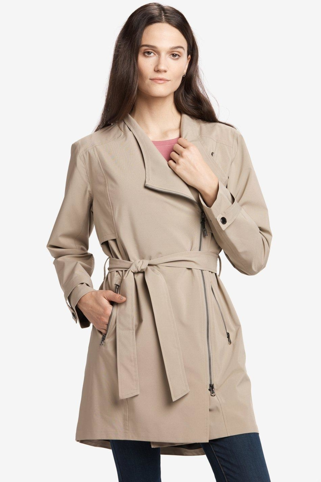 Lole Waterproof Trench - Front Cropped Image