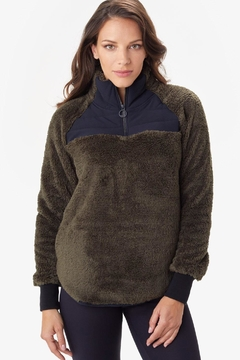 Lole Yana Sherpa Zip Pullover - Product List Image