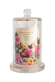 Lollia Always In Rose Glass Candle - Product Mini Image