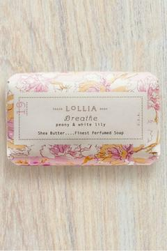 Lollia Breathe Soap - Alternate List Image