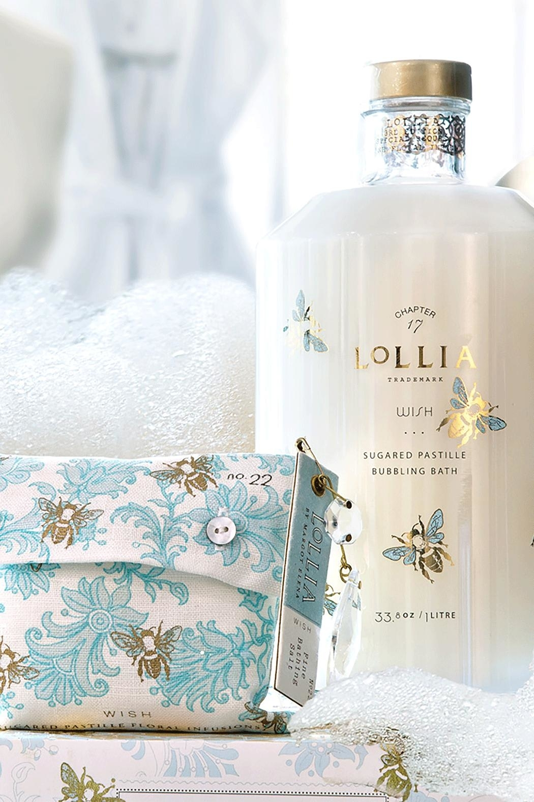 Lollia Wish Bubble Bath - Front Full Image