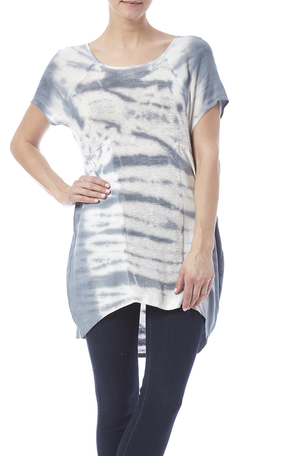 Lolly Tie Dye Tunic - Main Image