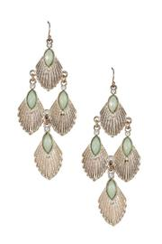 Lolly Ella Cuperna Earrings - Product Mini Image