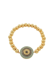 Lolly Ella Ediva Gold Bracelet - Product Mini Image