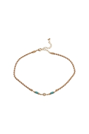 Lolly Ella Elin Cream Choker - Product Mini Image