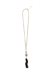Lolly Ella Haiden Tassel Necklace - Product Mini Image