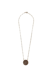 Lolly Ella Metallic Bronze Necklace - Product Mini Image