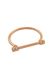Lolly Ella Rose Screw Cuff - Product Mini Image