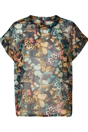 LOLLYS LAUNDRY Butterfly Top - Front cropped