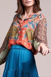 LOLLYS LAUNDRY Colourfull Blouse - Product Mini Image