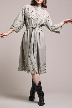 LOLLYS LAUNDRY Embroidered Dress - Product List Image