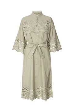 LOLLYS LAUNDRY Embroidered Dress - Alternate List Image