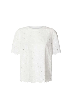 LOLLYS LAUNDRY Embroidered Top - Alternate List Image