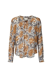 LOLLYS LAUNDRY Flowerish Blouse - Side cropped