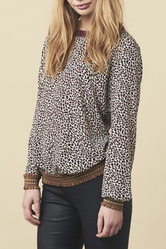 Shoptiques Product: Leopard Top