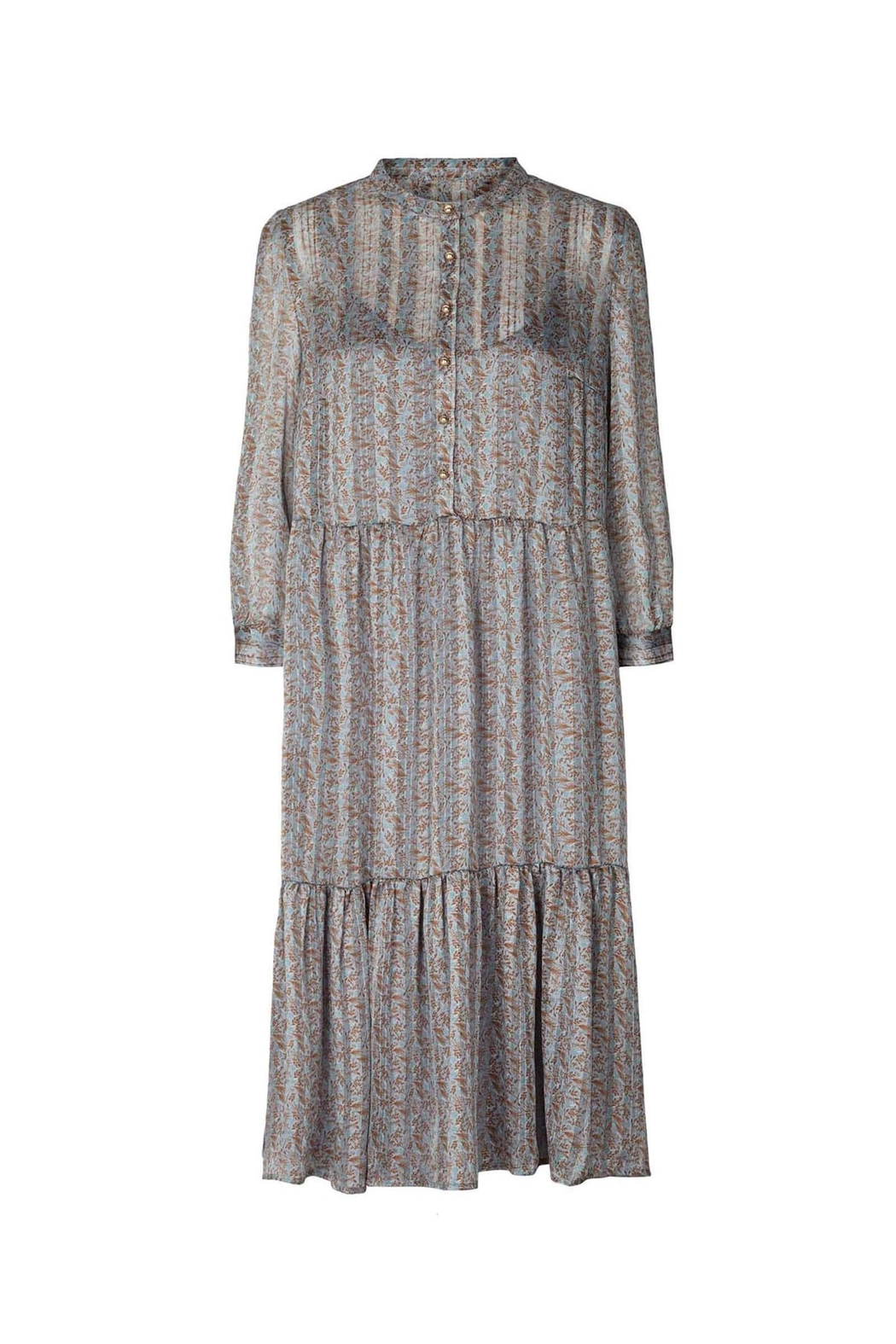 LOLLYS LAUNDRY Midi Dress - Side Cropped Image