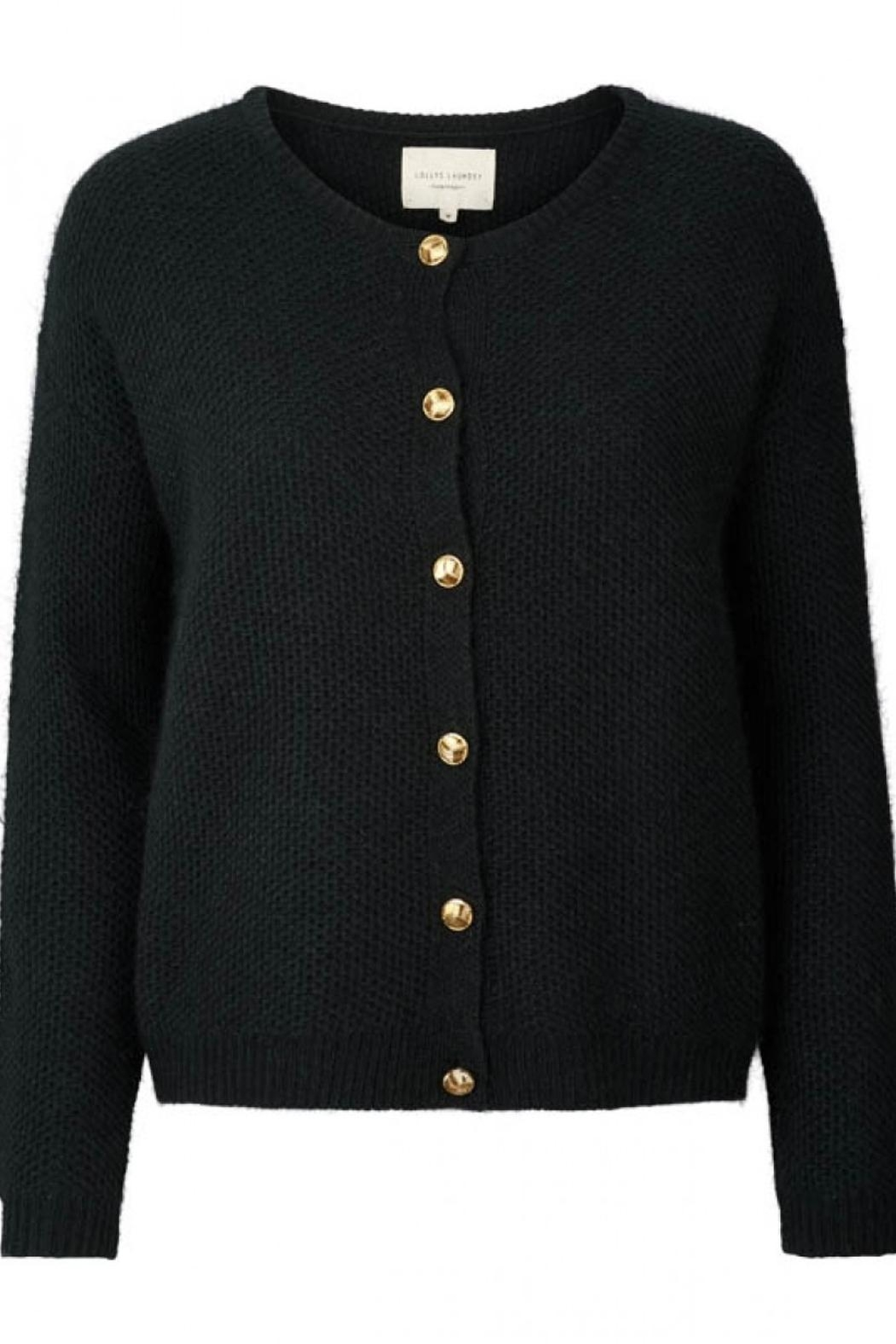 LOLLYS LAUNDRY Soft Knitted Cardigan - Front Full Image