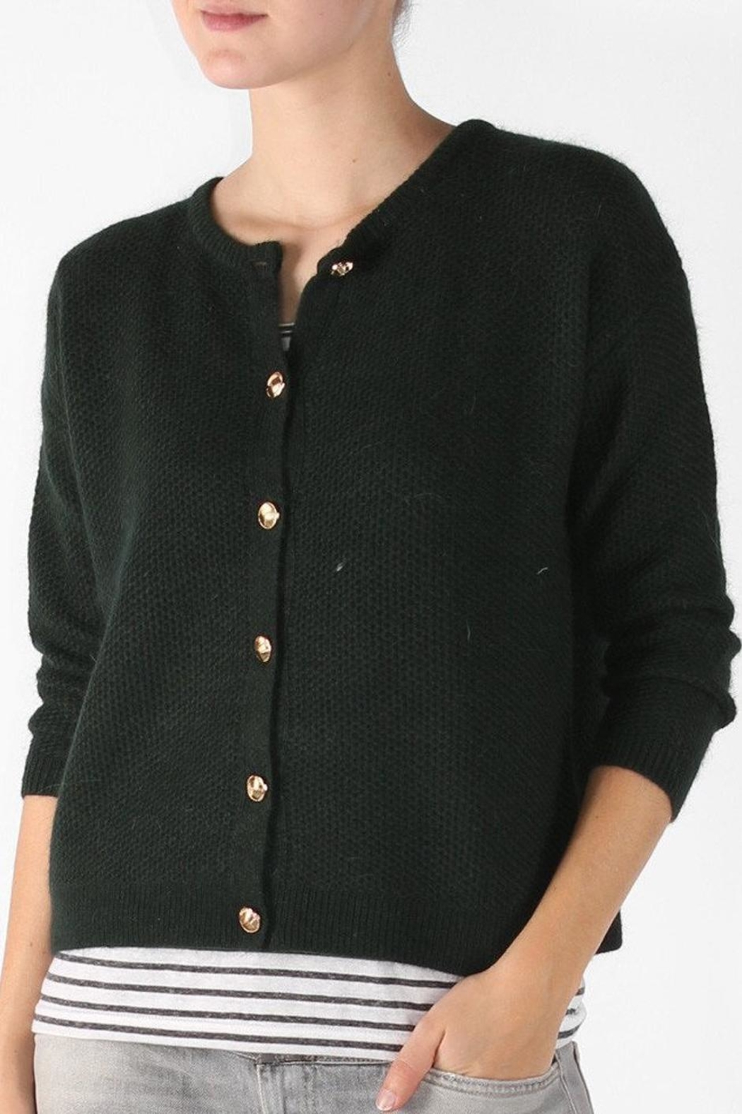 LOLLYS LAUNDRY Soft Knitted Cardigan - Main Image