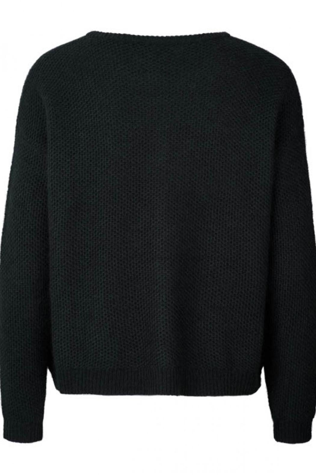 LOLLYS LAUNDRY Soft Knitted Cardigan - Back Cropped Image